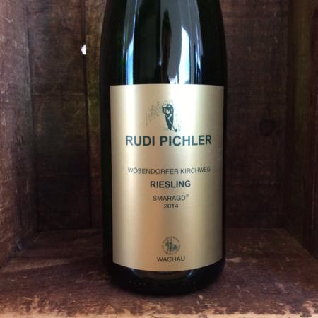 Rudi Pichler Wösendorfer Kirchweg Smaragd Riesling 2014
