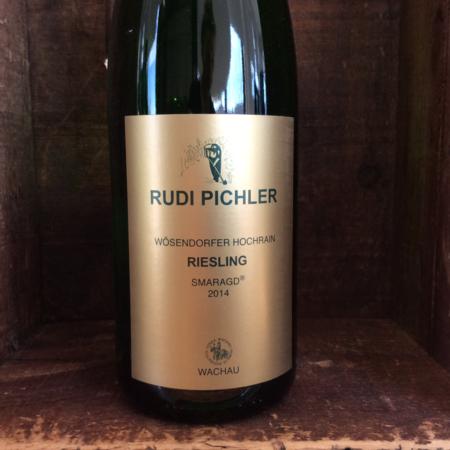 Rudi Pichler Wösendorfer Hochrain Smaragd Riesling 2014