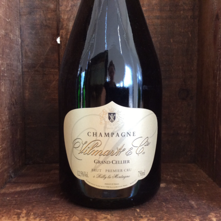 Vilmart & Cie Grand Cellier 1er Cru Brut Champagne Blend  NV