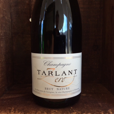 Tarlant Zero Brut Nature Champagne Blend NV