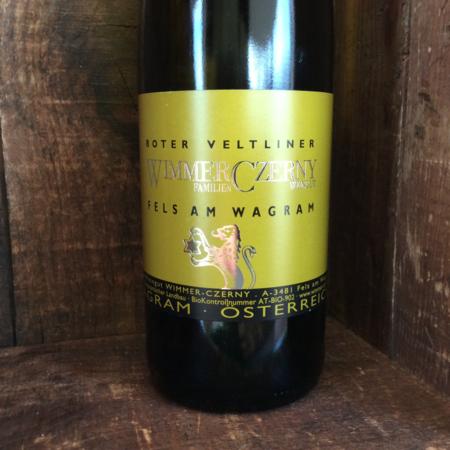 Wimmer-Czerny Wagram Roter Veltliner 2014