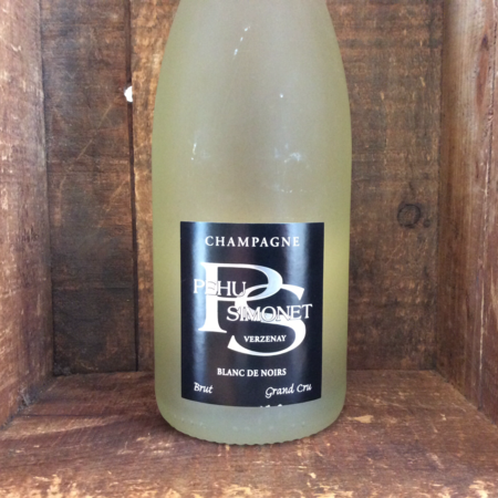 Pehu Simonet Grand Cru Brut Blanc de Noirs Champagne NV
