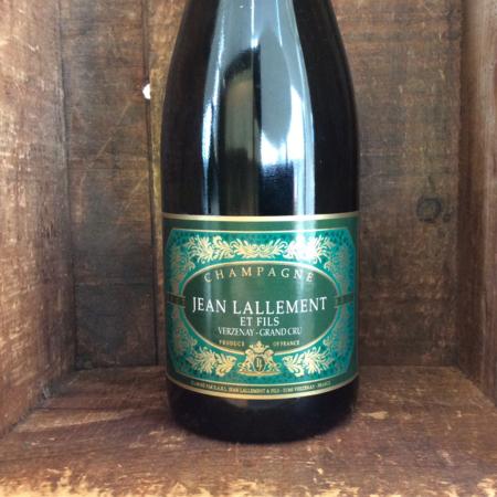 Jean Lallement Grand Cru Brut Champagne Blend NV