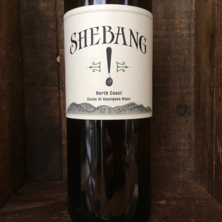 The Whole Shebang! Cuvée II North Coast White Blend NV