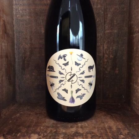 Salinia Wine Company Sun Hawk Farms Mix Mendocino Red Blend 2012