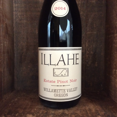 Illahe Willamette Valley Pinot Noir 2014