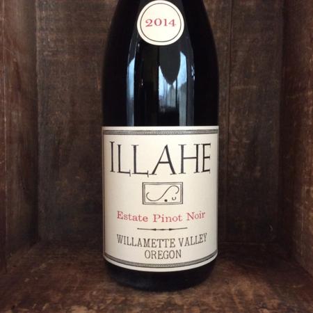 Illahe Willamette Valley Pinot Noir 2014