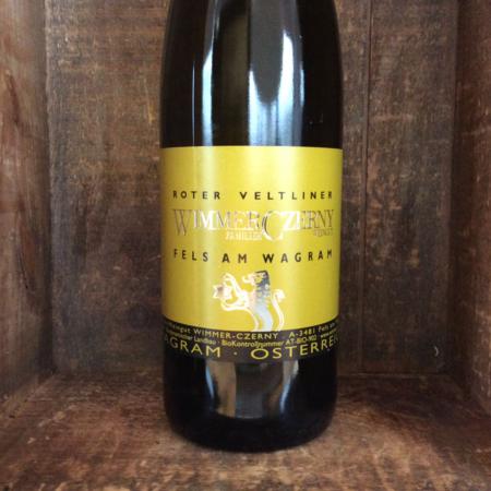 Wimmer-Czerny Winzersekt Brut de Brut Blanc de Noirs Pinot Noir 2010