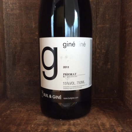 Buil & Giné Giné Giné Priorat Garnacha Blend 2011