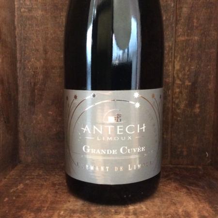 Antech Grande Cuvée Brut Crémant de Limoux Chardonnay Blend NV