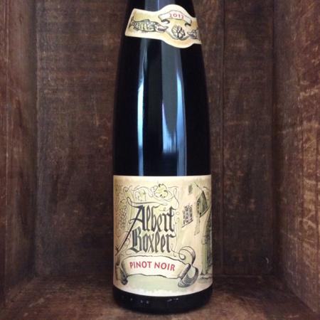 Albert Boxler Pinot Noir 2012