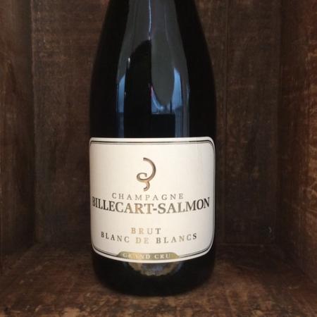 Billecart-Salmon Grand Cru Brut Blanc de Blancs Champagne NV