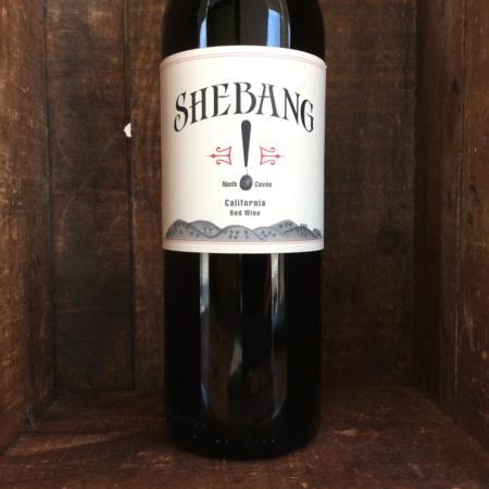 The Whole Shebang! Ninth Cuvée California Red Blend NV