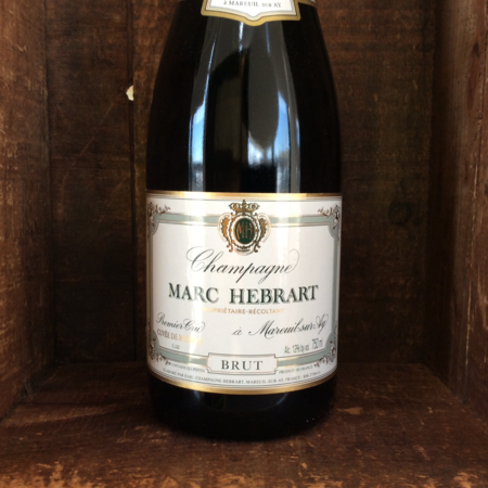 Marc Hébrart Cuvée de Réserve Brut 1er Cru Champagne Blend NV