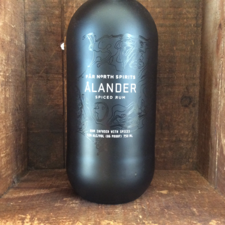 Far North Spirits Ålander Spiced Rum NV