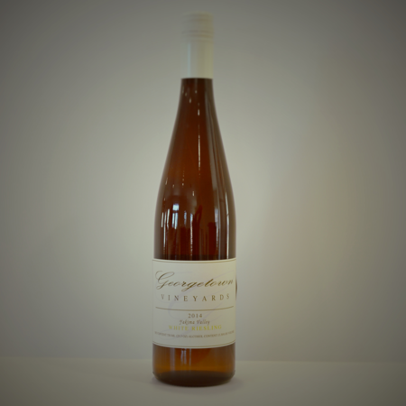 Georgetown Vineyards Yakima Valley White Riesling 2014