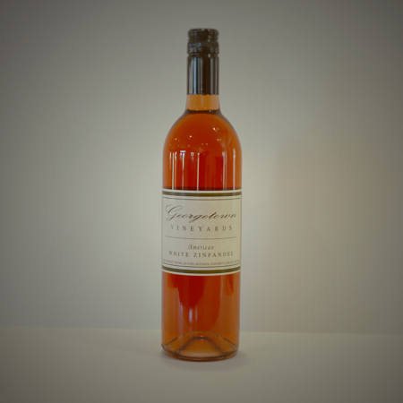 Georgetown Vineyards American White Zinfandel NV