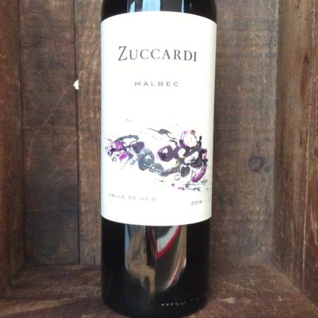 Familia Zuccardi Serie A Mendoza Malbec NV