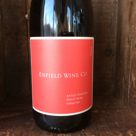 Enfield Wine Co. Antle Vineyard Pinot Noir  2014