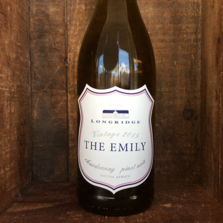 Longridge The Emily Chardonnay Pinot Noir 2015