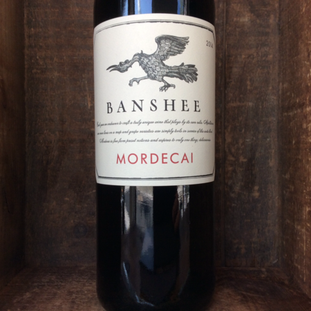 Banshee Mordecai Proprietary Red Blend 2015