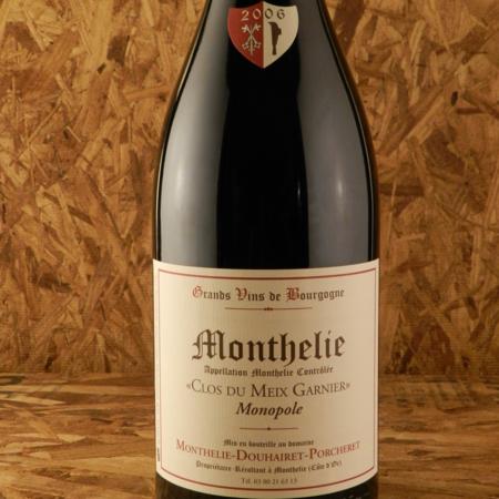 Monthélie-Douhairet Porcheret Clos du Meix Garnier Monthélie Monopole Pinot Noir 2006 (1500ml)