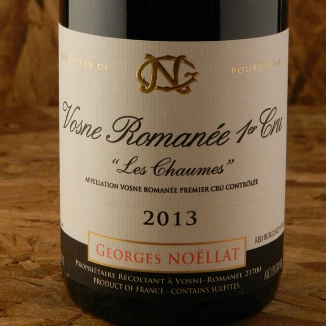 Les Chaumes Vosne-Romanée 1er Cru Pinot Noir 2013