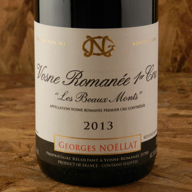 Les Beaux Monts Vosne-Romanée 1er Cru Pinot Noir 2013