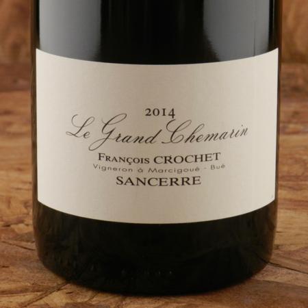 François Crochet Le Grand Chemarin Sancerre Sauvignon Blanc 2014