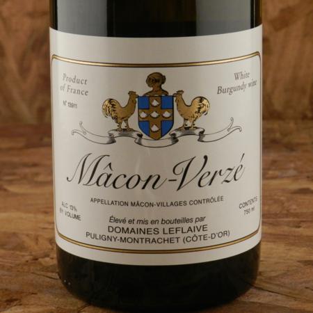 Domaine Leflaive Mâcon-Verzé Chardonnay 2014