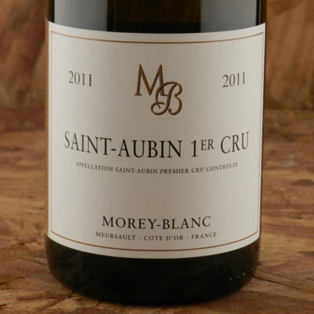 Saint-Aubin 1er Cru Chardonnay 2011