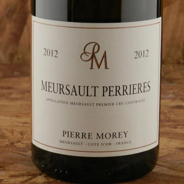 Les Perrières Meursault 1er Cru Chardonnay 2012