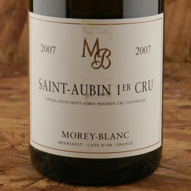 Saint-Aubin 1er Cru Chardonnay 2007
