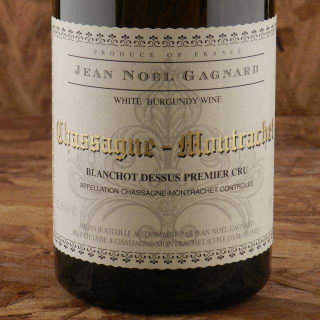 Blanchot Dessus Chassagne-Montrachet 1er Cru Chardonnay 2013
