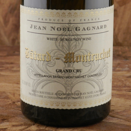 Jean Noel Gagnard Bâtard-Montrachet Grand Cru Chardonnay 2013