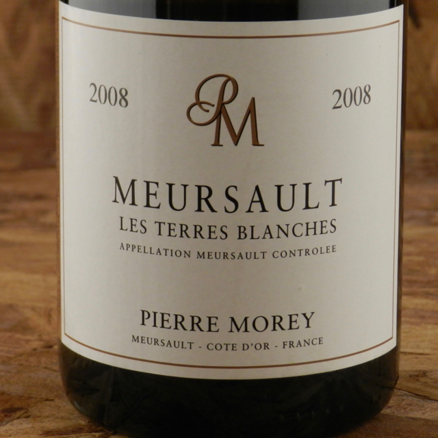 Les Terres Blanches Meursault Chardonnay 2008