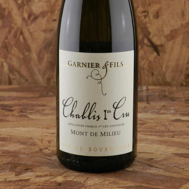 Mont de Milieu Chablis 1er Cru Chardonnay 2014 (375ml)