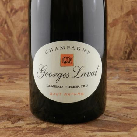 Georges Laval Brut Nature Cumières 1er Cru Champagne Blend NV