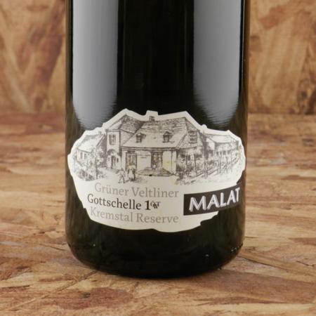 Weingut Malat Reserve Gottschelle Kremstal Grüner Veltliner 2012