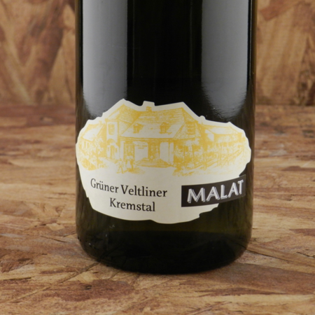 Weingut Malat Gottweiger Berg Kremstal  Grüner Veltliner 2013
