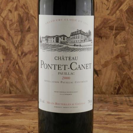 Château Pontet-Canet Pauillac Red Bordeaux Blend 2000