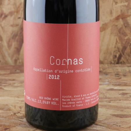 Equis Cornas Syrah 2012