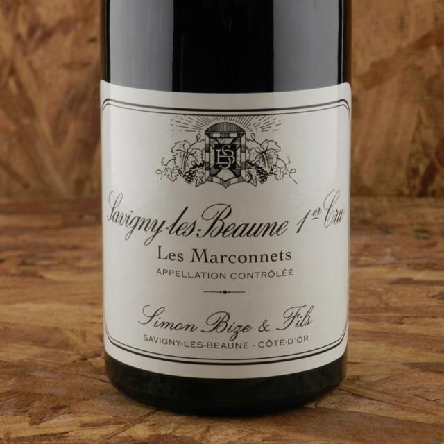 Les Marconnets Savigny-lès-Beaune 1er Cru Pinot Noir 2012