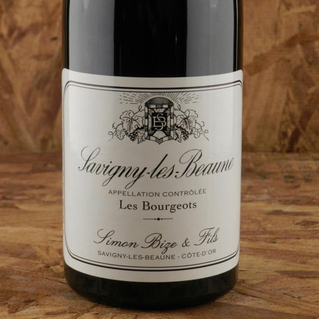 Les Bourgeots Savigny-lès-Beaune Pinot Noir 2012