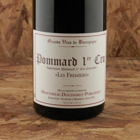 Monthélie-Douhairet Porcheret Les Fremiers Pommard 1er Cru Pinot Noir 2000