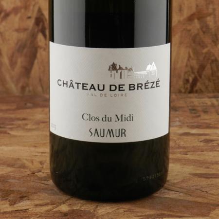 Château de Brézé Clos du Midi Saumur Chenin Blanc 2013