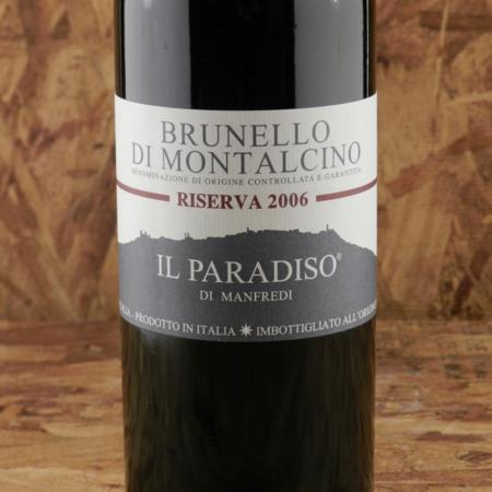 Il Paradiso di Manfredi Riserva Brunello di Montalcino Sangiovese 2006