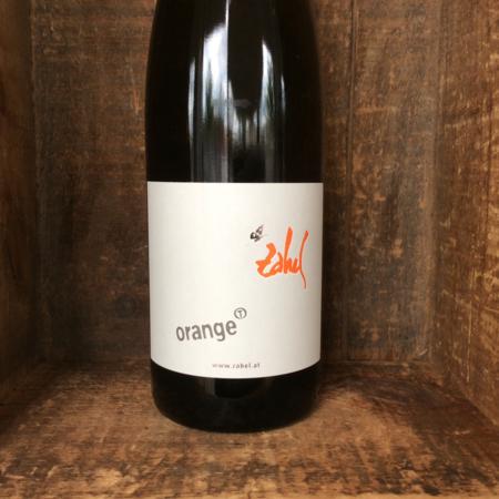 Weingut Zahel Orange T Orangetraube 2014