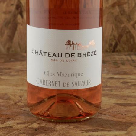 Château de Brézé Cabernet de Saumur Rosé 2014