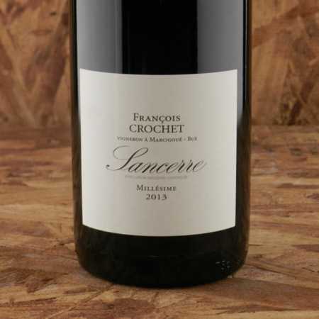 François Crochet Sancerre Rouge Pinot Noir 2013